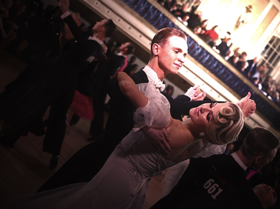 Open Amateur Ballroom from NYDF 2020