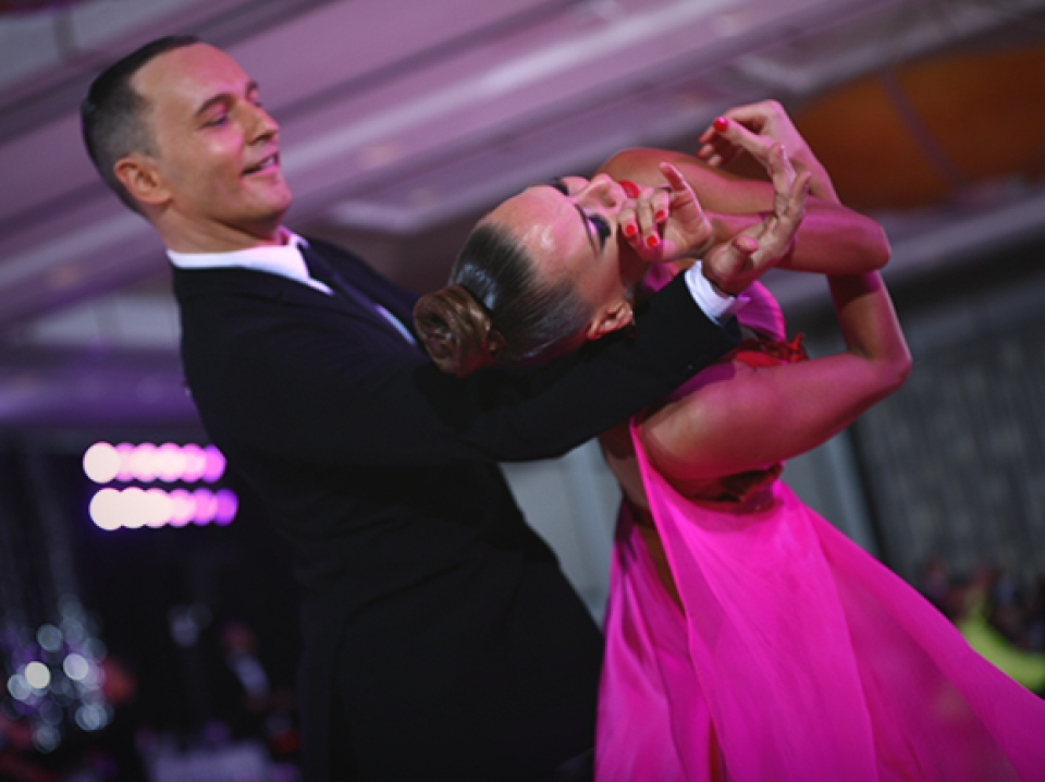 Open Pro Smooth from Platinum Dancesport 2021